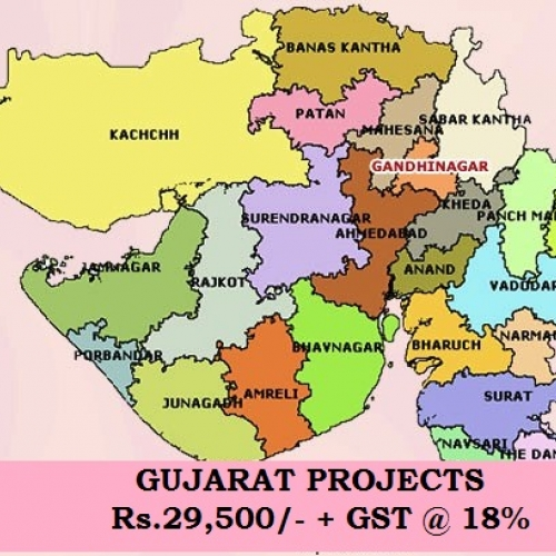 New Projects Tracker - Gujarat Projects