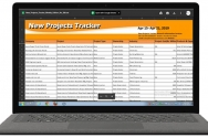 New Projects Tracker – Premium Membership Plan